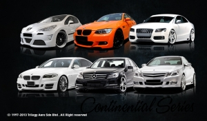 Body Kits for Continental Cars